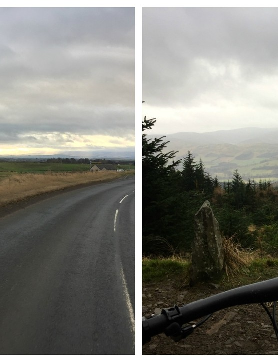 Why choose between mountain biking or road cycling when you can do both?