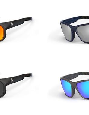 The F1L glasses provide the most coverage