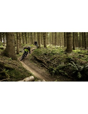 Putting the new Reverb 1x remote through it paces on some of the best trails in the UK