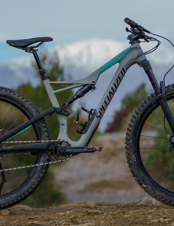 Plush, plus-sized and packing a whole lot of grip, the Specialized Rhyme