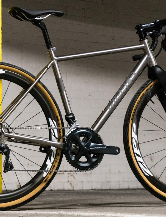 Ribble's longstanding CGR has been reimagined in Ti