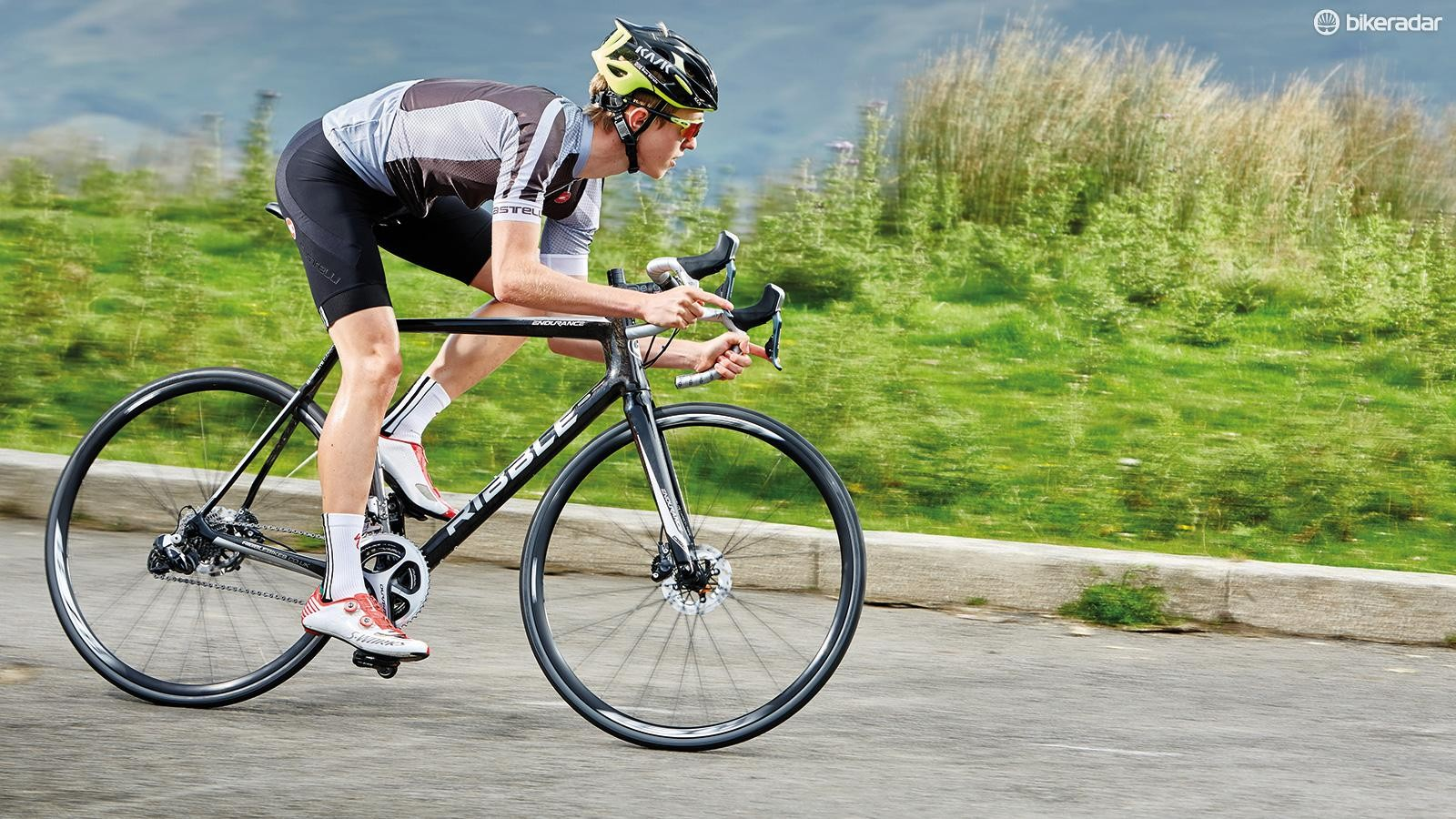Ribble's Endurance Dura-Ace Disc Di2