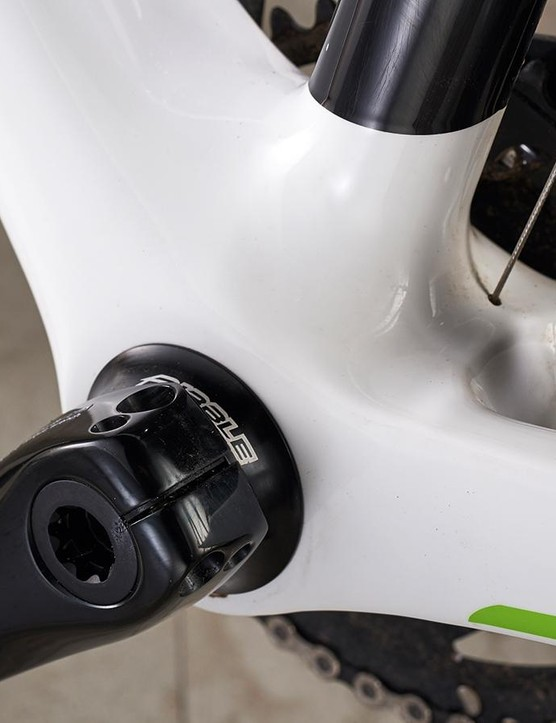 Adaptors will be needed to use Shimano cranks with the PF30 bottom bracket