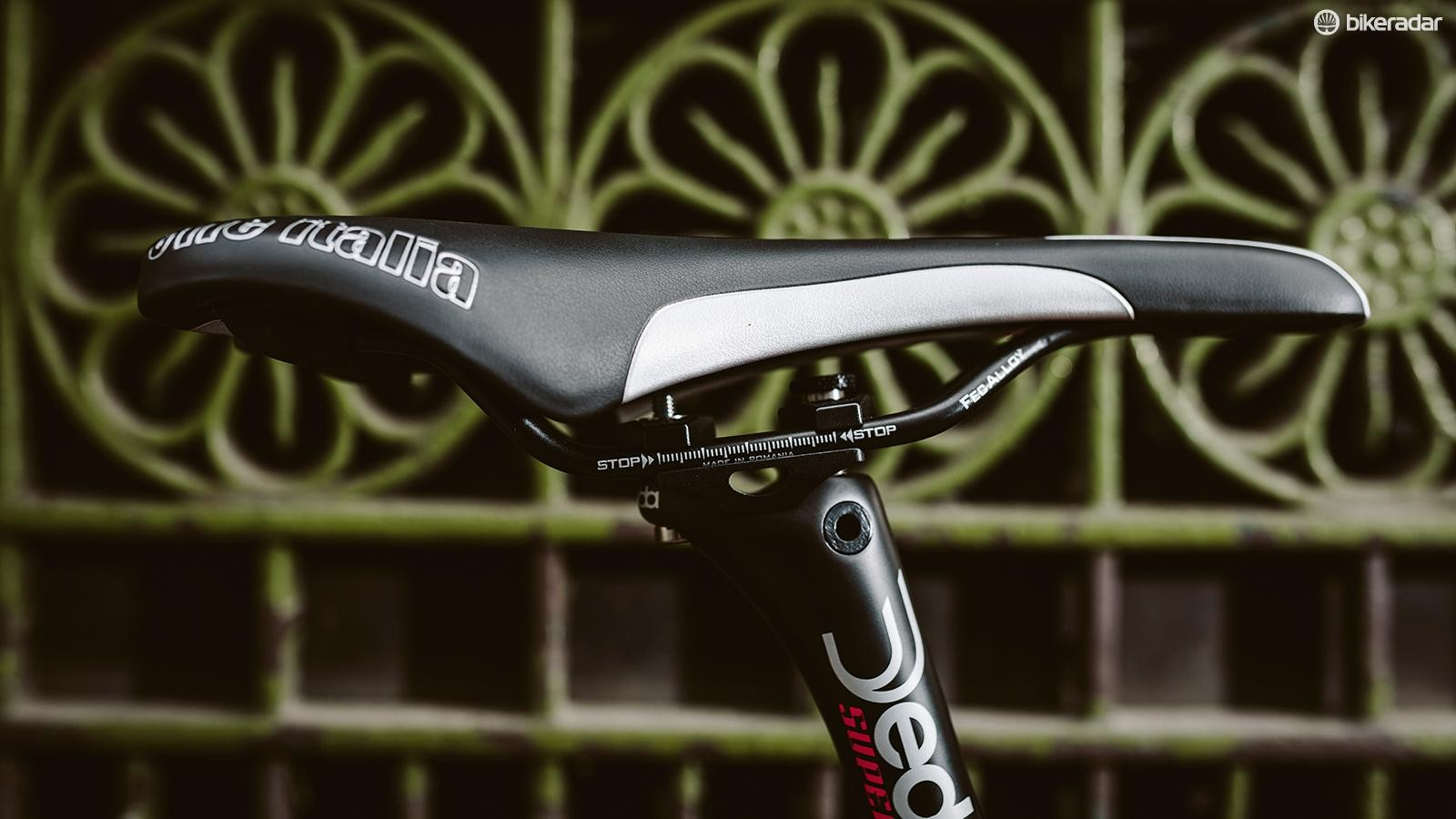 Using the BikeBuilder there are plenty of saddle options