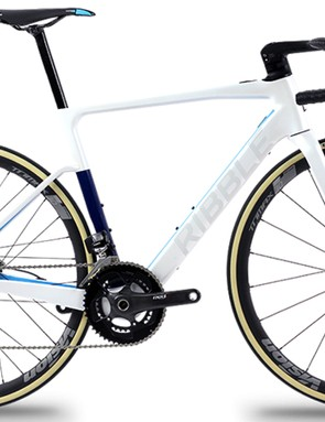 The range-topping model comes with a SRAM Red eTap groupset
