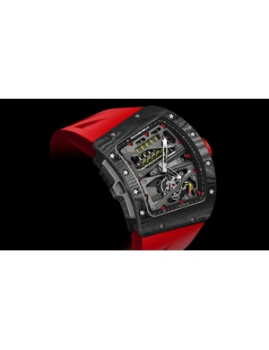 The Richard Mille RM 70-01 Tourbillon Alain Provost is for the cyclist who has it all, and then some