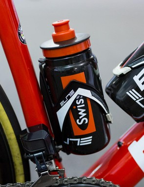 BMC is on Elite bottles and cages for 2018