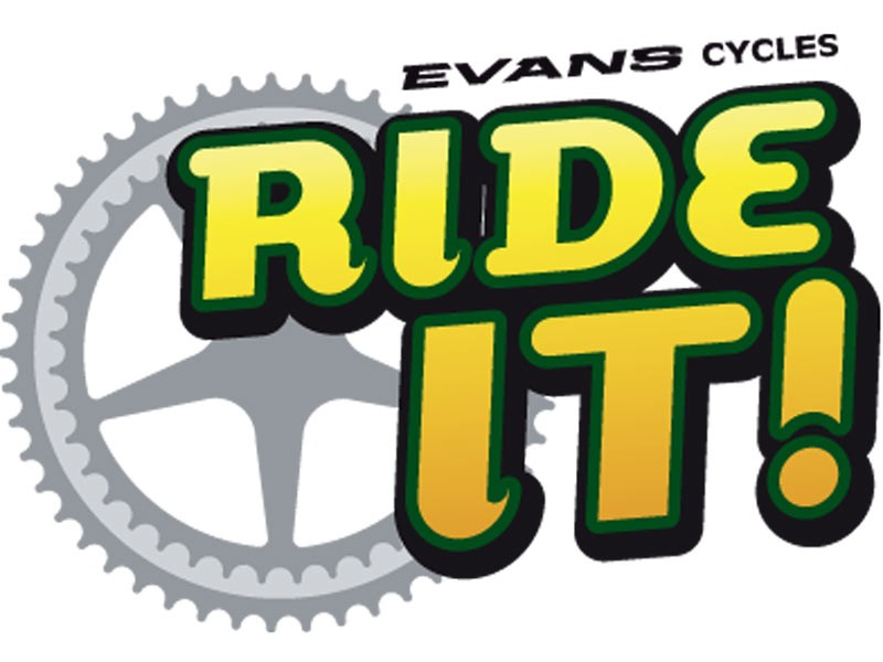 Evans Cycles Ride It! Series announced