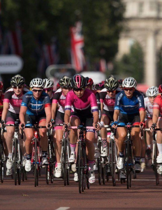 RideLondon takes in Surrey's Box Hill and finishes on the Mall in front of Buckingham Palace