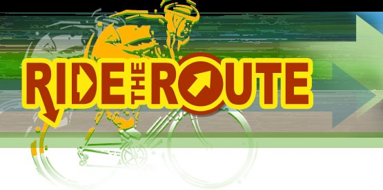 Ride the Route - of the toughest stage of the Tour of Britain