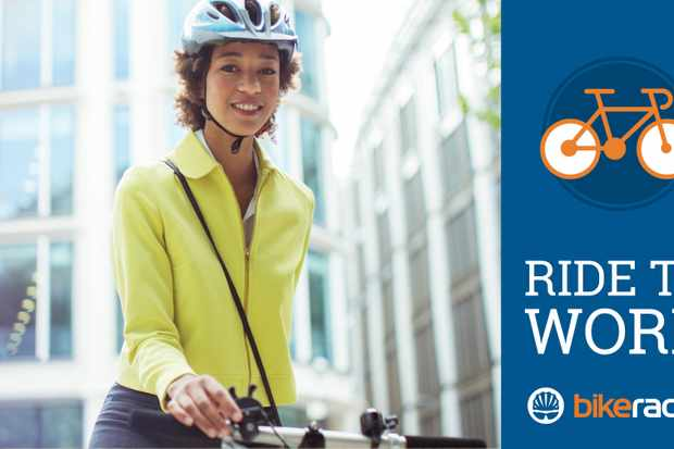 There are lots of good reasons to ride to work