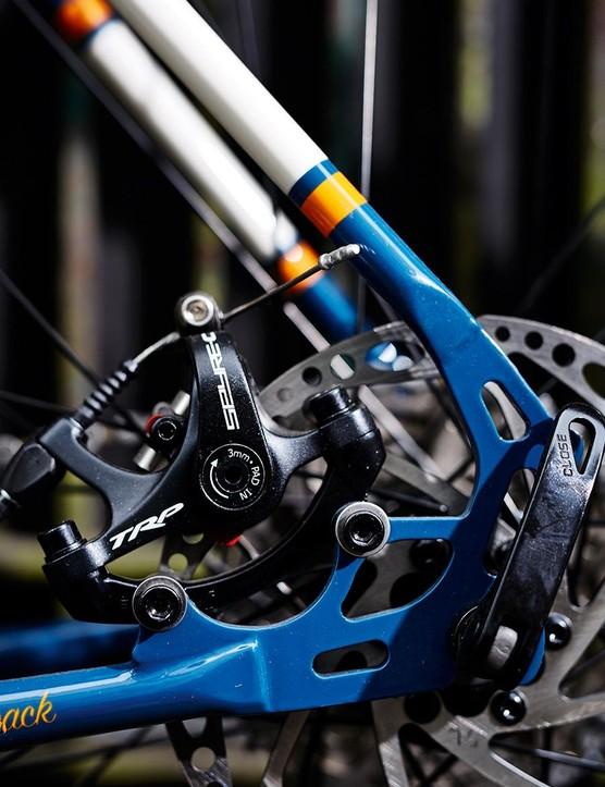 TRP's Spyre caliper brakes