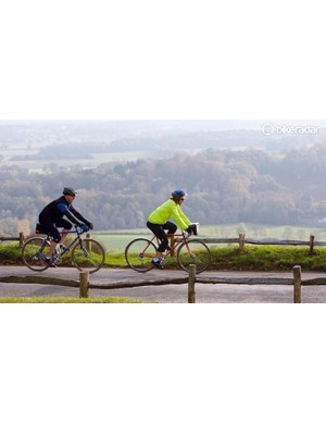 The National Cycle Network (NCN) routes use quiet country lanes, back roads and dedicated cycleways