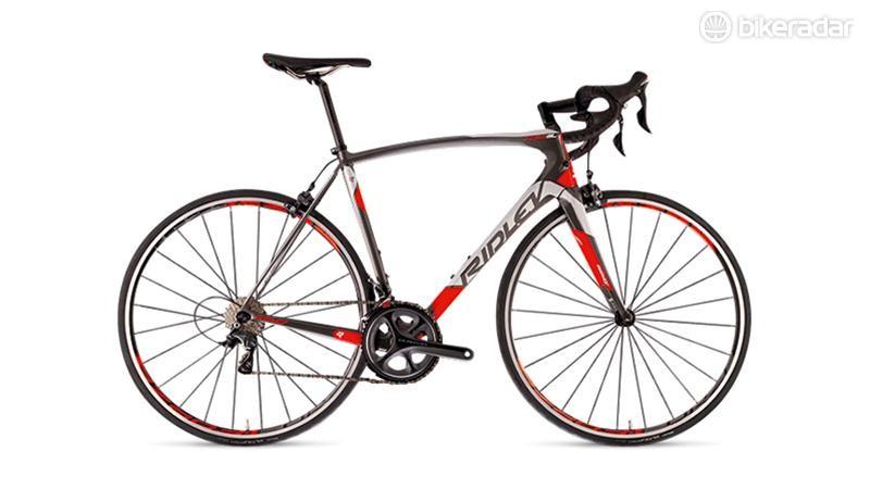 The Ridley Fenix SL is a purposeful ride