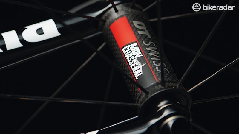 DT Swiss Mon Chasseral clincher wheels