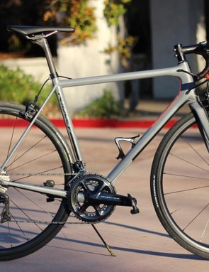 The Helium SLX is Ridley's high-stiffness-to-weight bike. Call it a climbing bike or just call it a light and stiff bike