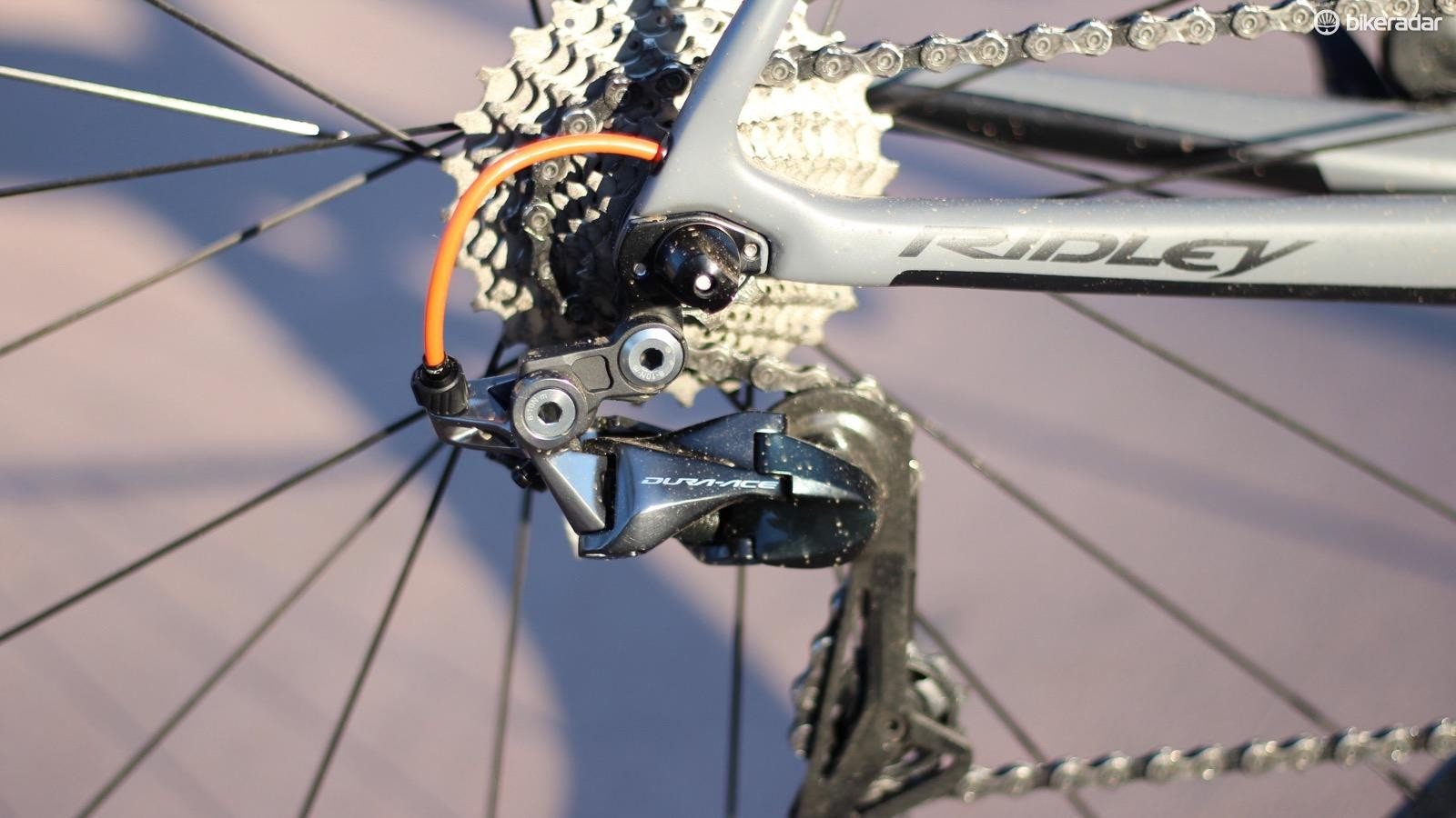 Shimano's new Dura-Ace 9100 is flawless in performance
