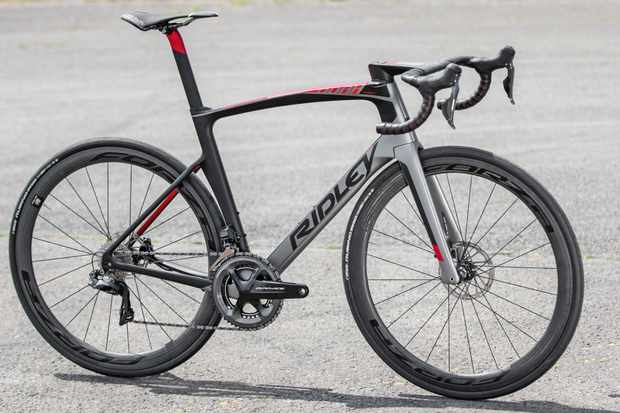 The new Ridley Noah Fast Disc