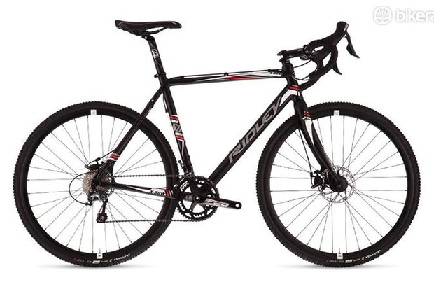 The Ridley X-Bow Disc Tiagra MDB