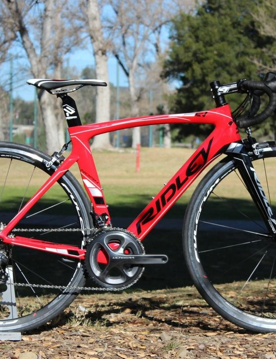 The 2016 Ridley Noah brings aero performance to more accessible pricepoints
