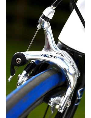 4ZA forged alloy brakes