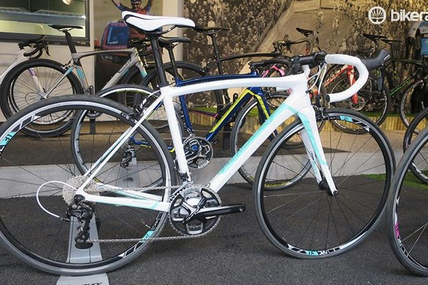 The Ridley Liz SL with 105 looks like a decent value package at £1,799