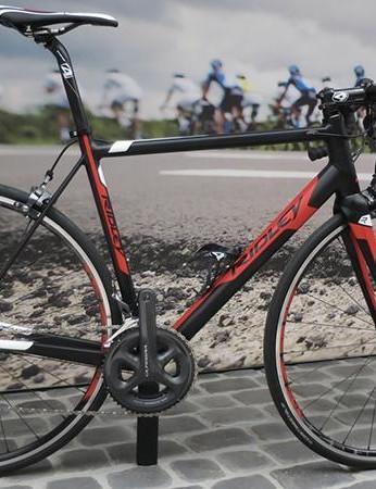 Ridley Helium SLA is Ridley's high-grade, high performance aluminium bike