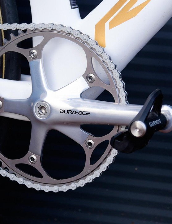 I think this is the best looking crankset out there