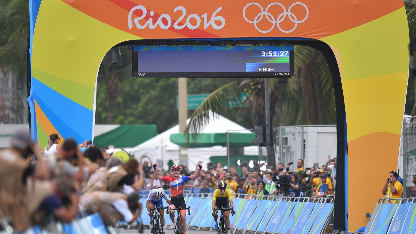 List of words bike brands can't mention during Olympics: Olympics, gold, silver, bronze, effort, performance, Rio, etc., etc.