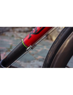 The cable connectors are the only real weak point of the bike