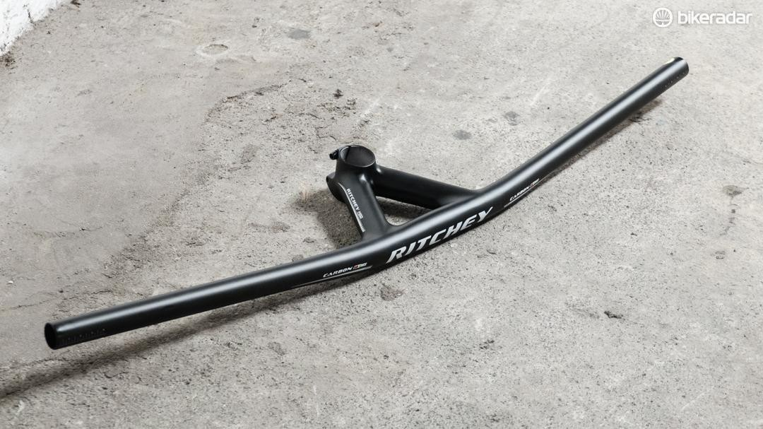 Ritchey's Bullmoose WCS bars are a throwback to a design first conceived in the '70s