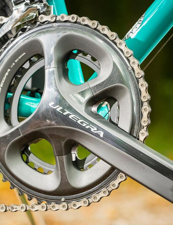 My test bike came with Shimano Ultegra, but you can build your Outback how you wish