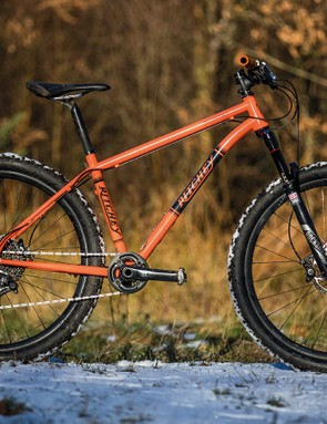 Tom Ritchey developed his Logic tubing in 1984 and it's still delivering a sweet ride (in slightly evolved form) 30+ years on