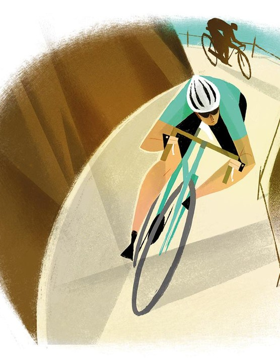 Entering a sportive is a great goal to set yourself