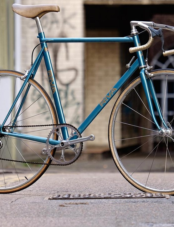 It's simple in a way that modern bikes just aren't
