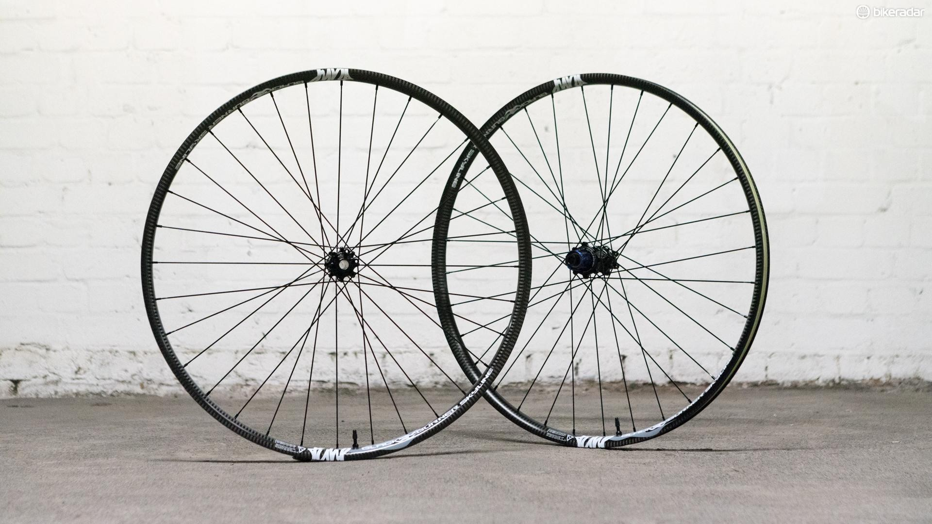 Tune Black Burner Skyline Wheelset...