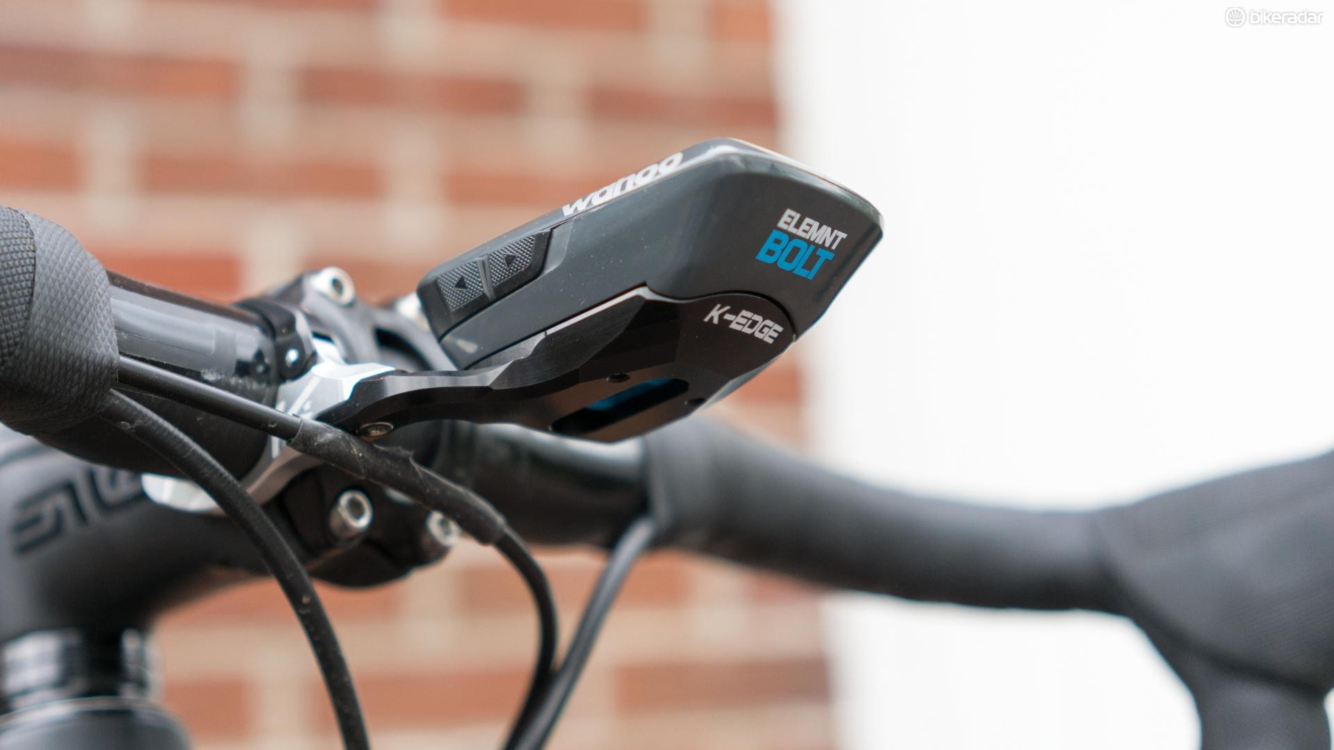 K-Edge now have a true aero mount for Elemnt Bolt users