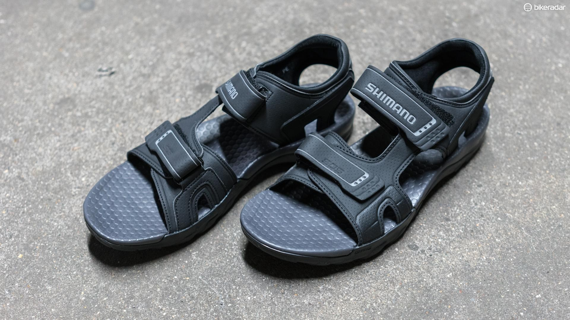 The rare and elusive Shimano SPD sandals