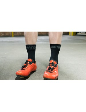Bioracer also sent matching socks with their Tempest kit