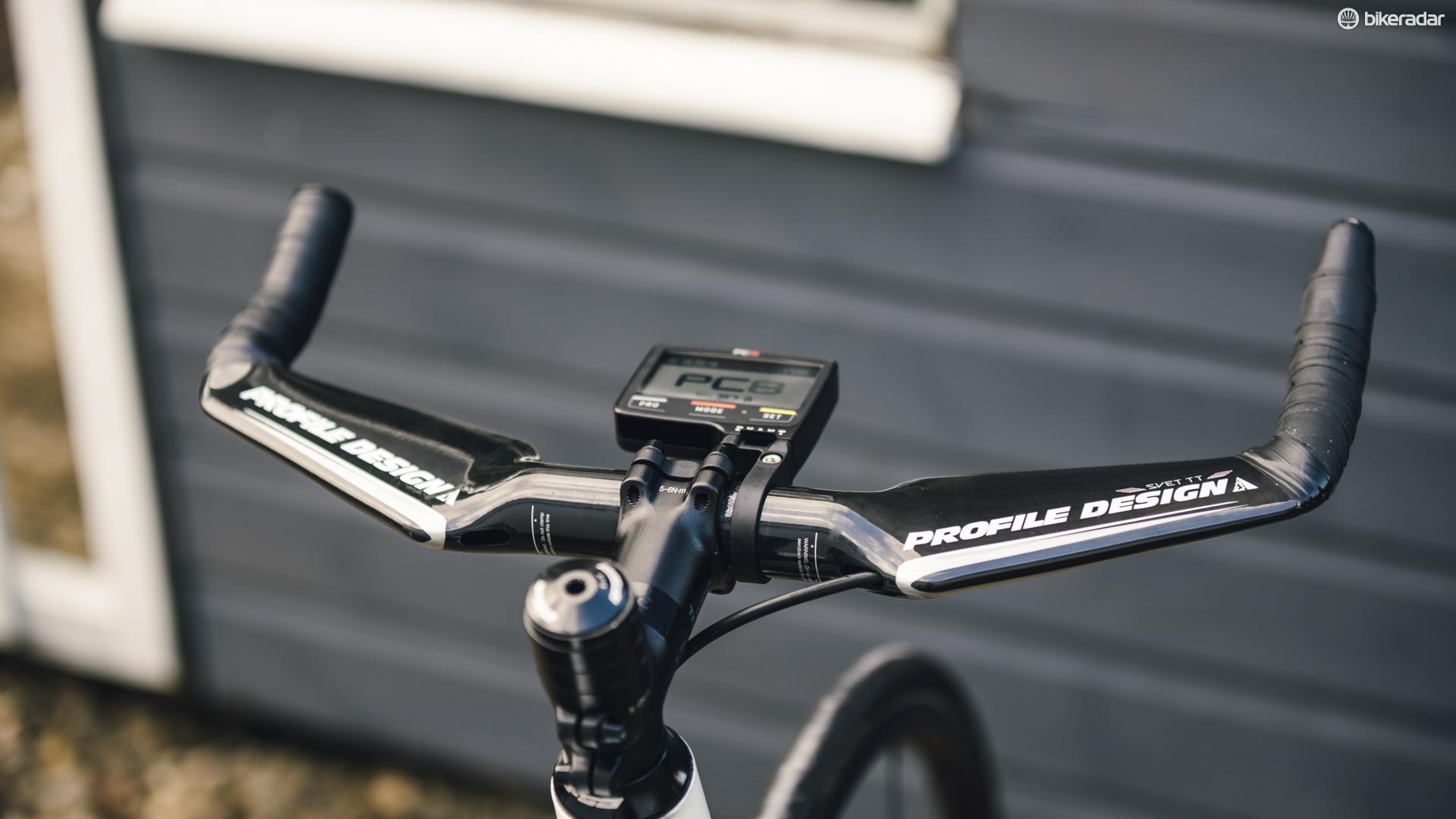 The Profile Svet TT bars feel absolutely wicked...