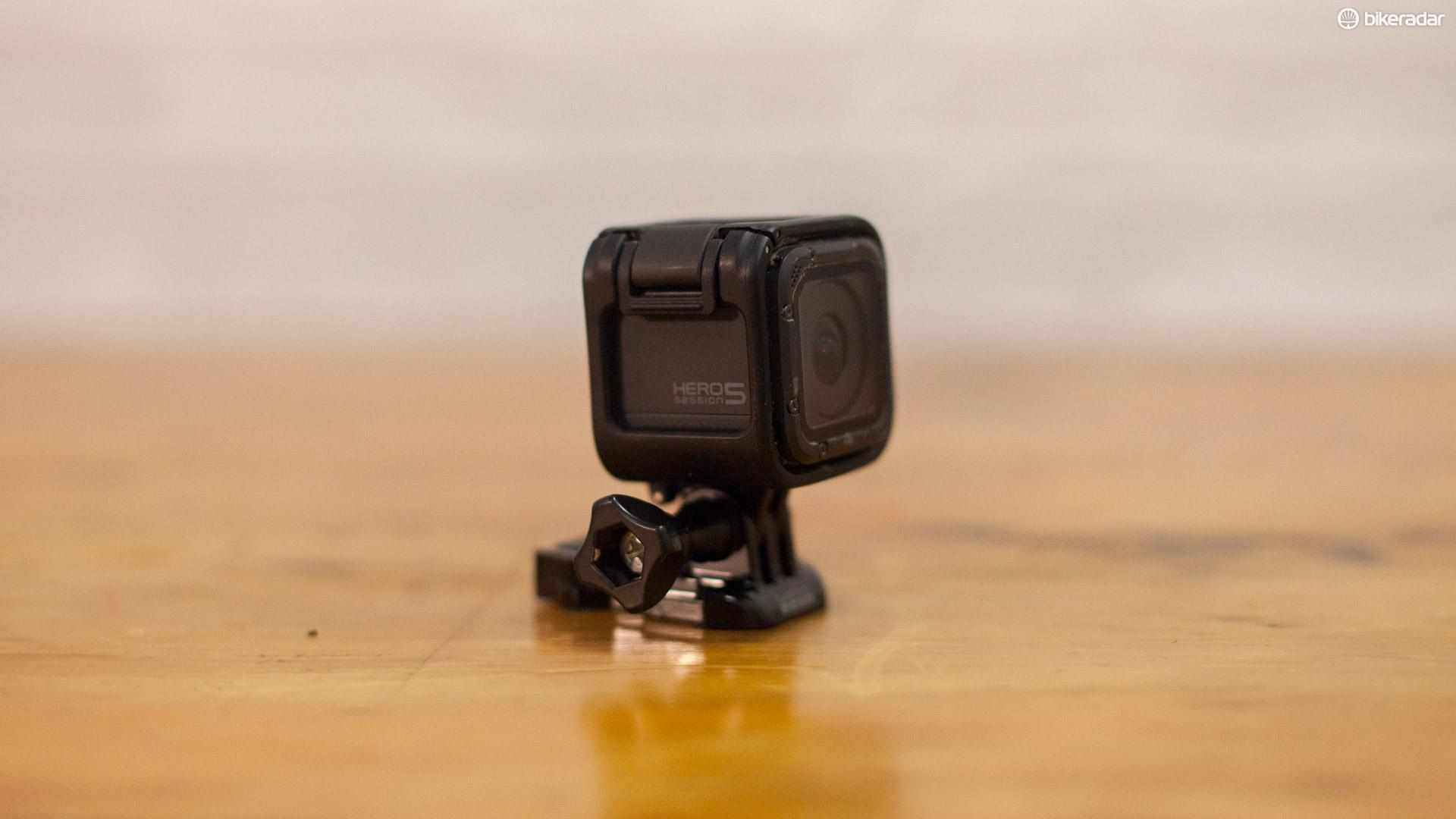 The GoPro Hero 5 Session delivers excellent image quality in a tiny package