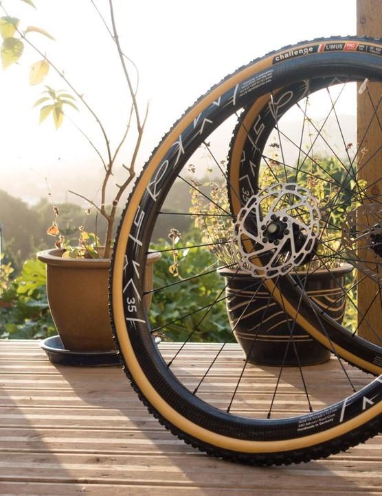 Mcfk 35 Wheelset