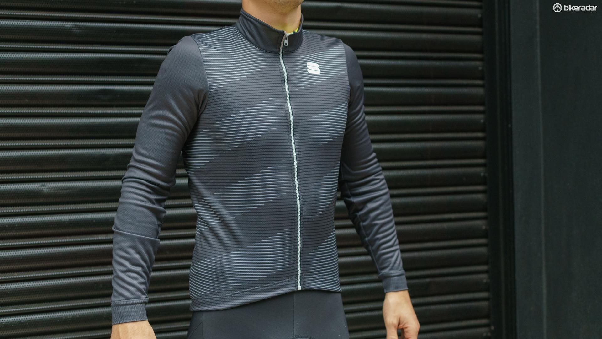 The Sportful Moire Thermal jersey