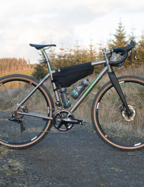 The Routt in gravel mode