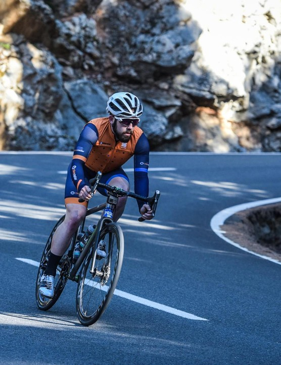 ...to full on performance road riding setup, these is a very versatile wheelset