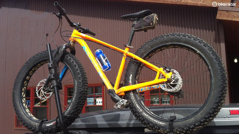 RockyMounts Tomahawk Fat Bike Ready Upright Mount