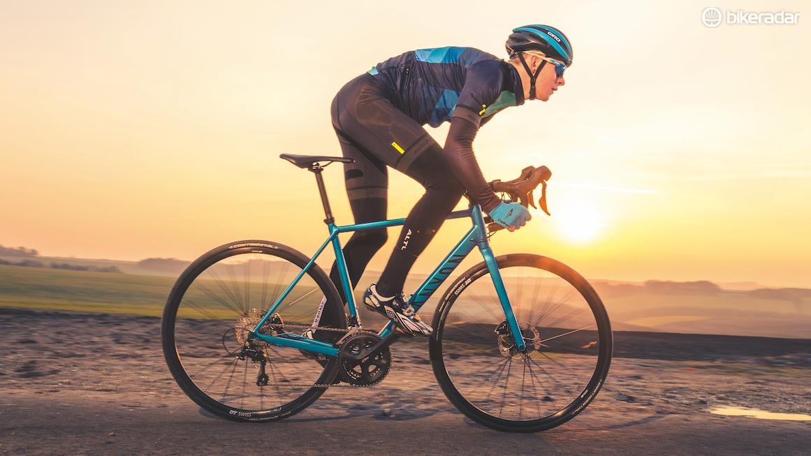 Road bikes are fast, but best suited to smooth terrain