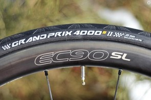 While not strictly a winter tyre, the GP 4000 S2 is a popular option