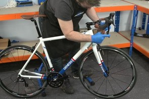 Stay up on your bike's maintenance and practice common mechanical fixes at home so it's smooth sailing out in the real world
