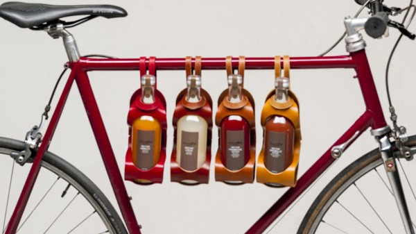 Go for a ride, then have a wee glass of wine!